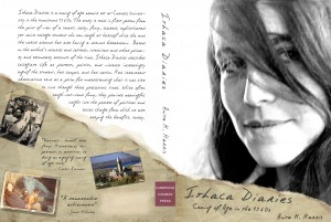 Cambridge Common Press publishes Ithaca Diaries